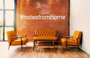 #notesfromhome